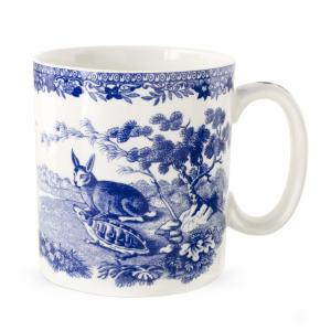 Spode Archive Blue Room Aesop Fables