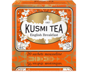 Kusmi English Breakfast Tepåsar