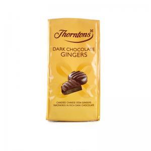 Thorntons Dark Chocolate Gingers 100g