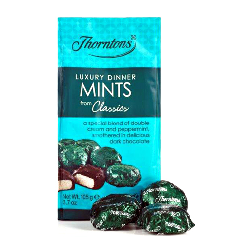 thorntons after dinner mints