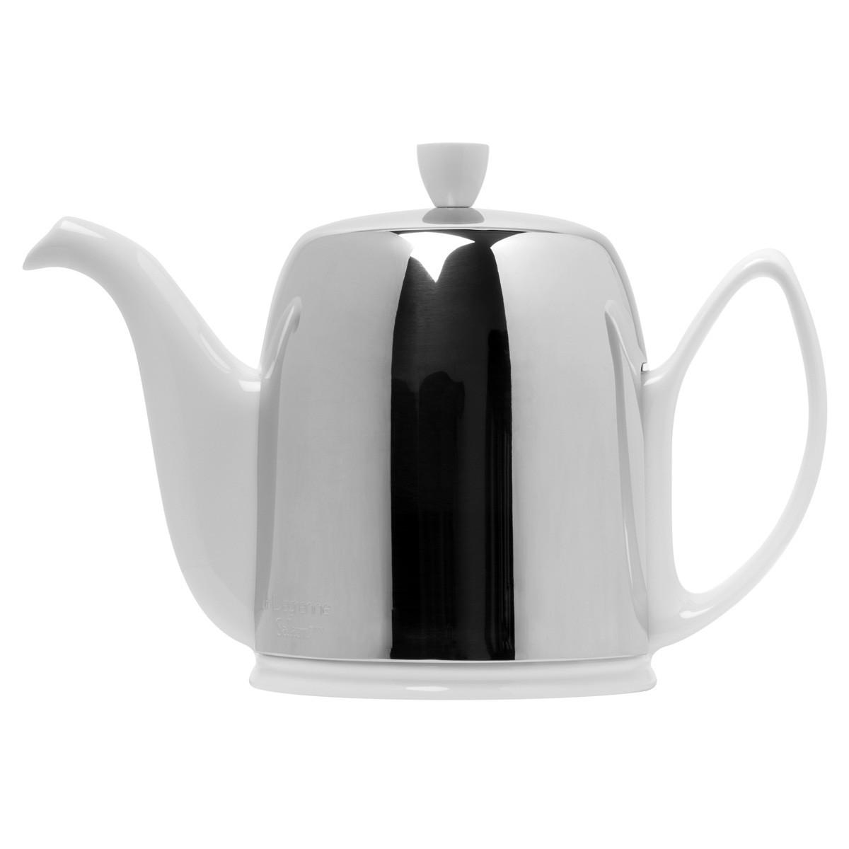 guy degrenne white 6 cups 1l. Black Bedroom Furniture Sets. Home Design Ideas