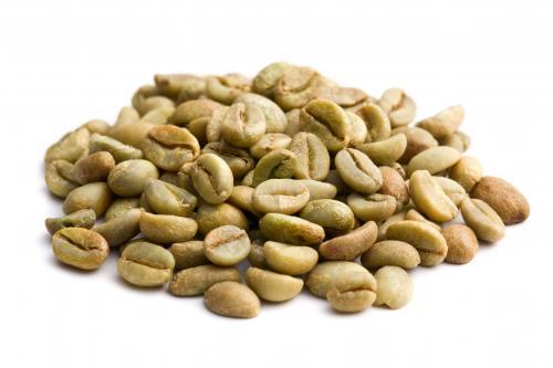 råkaffe bönor