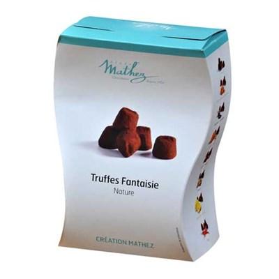 Mathez choklad tryfflar