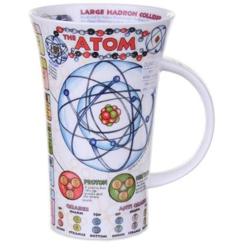 Mugg dunoon the atom atomer fysik