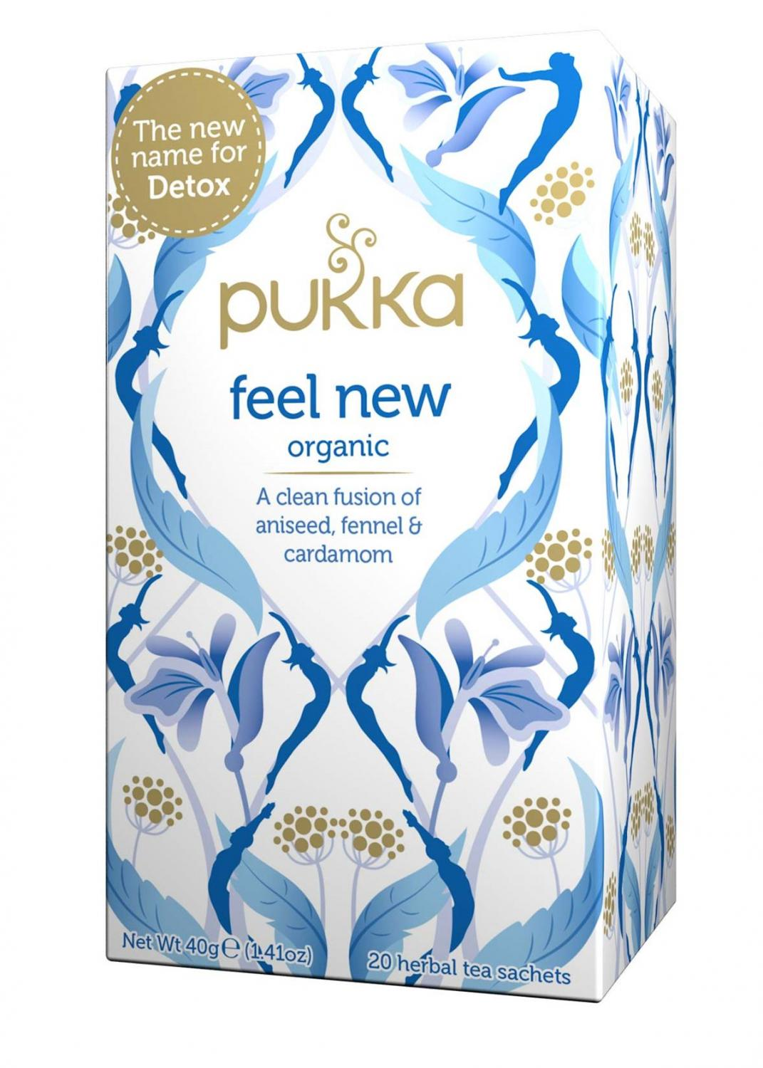 Pukka Feel New Organic