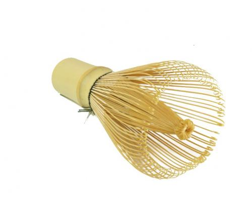 Matchavisp av bambu