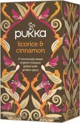 Pukka Licorice Cinnamon