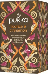 Pukka Licorice Cinnamon
