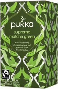 Pukka Supreme Matcha Green