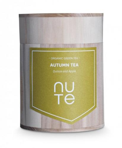 Nute ekologiskt te autumn höst