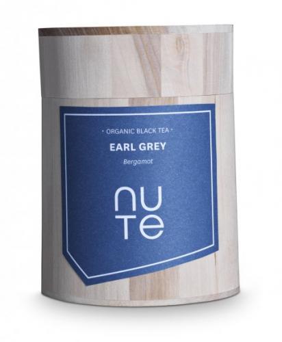 Nute ekologiskt te earl grey