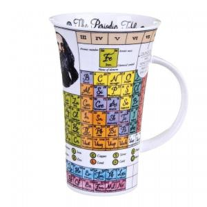 Mugg dunoon periodic table periodiska systemet