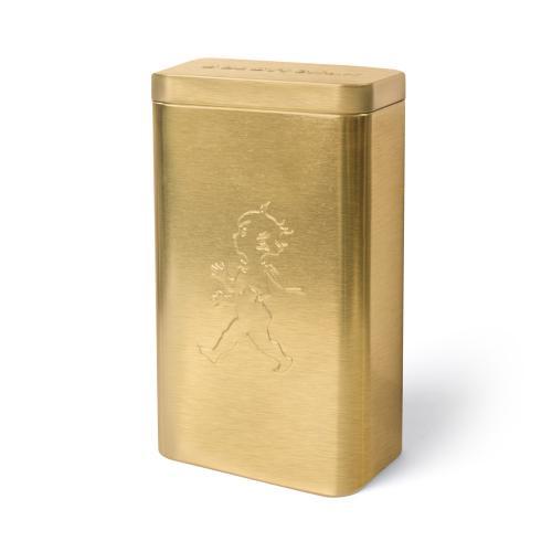 Solstickan Kaffeburk Guld
