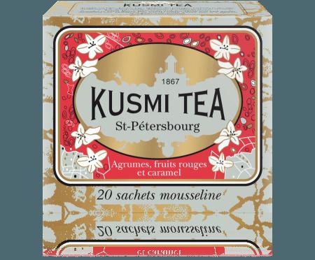 Kusmi St Petersburg Tepåsar