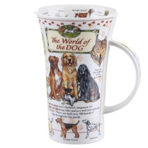 Mugg dunoon world of dog hundar hundälskare