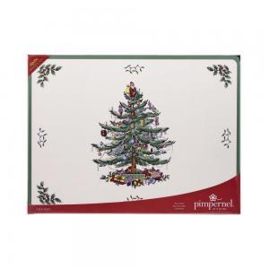 Spode Underlägg Stora Christmas Tree