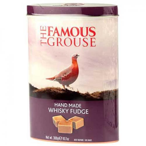 The Famous Grouse Whisky Fudge 250g