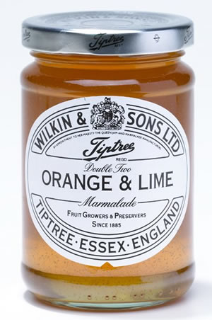 Tiptree Orange & Lime Marmalade