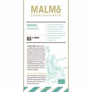 Malmö Chokladfabrik Havssalt 65% EKO