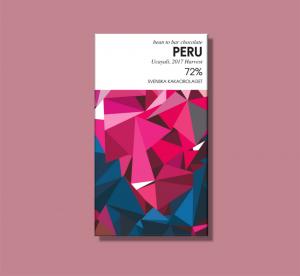 Svenska Kakaobolaget Peru 72% 50g