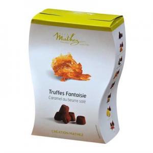 Mathez choklad tryfflar salt karamell caramel