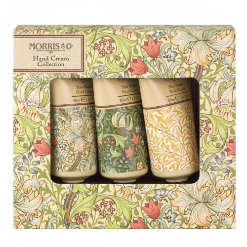 Morris Golden Lily 3 set Mini Handcream