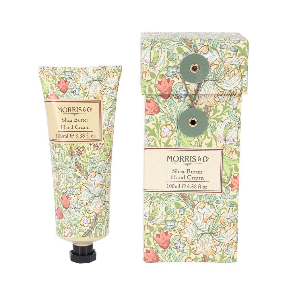 Morris Golden Lily hand cream