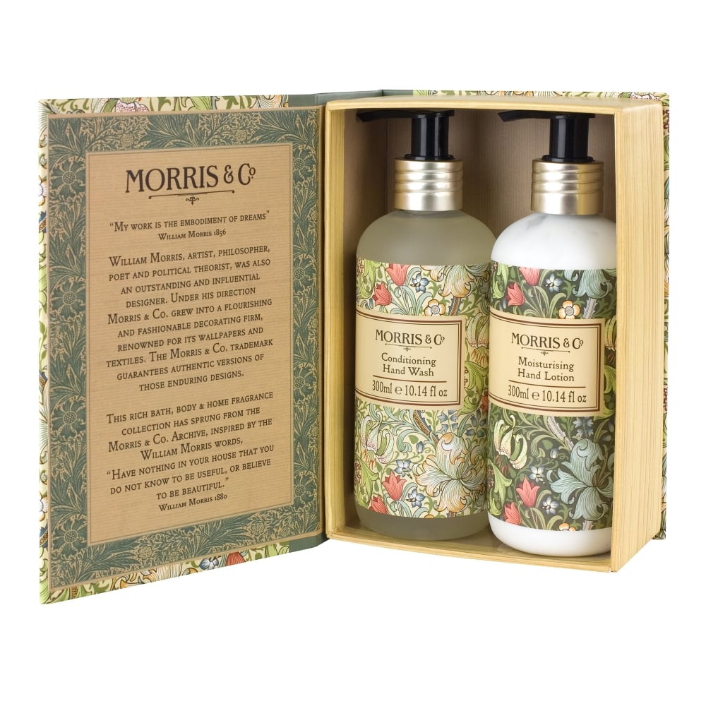 Morris Golden Lily Hand Wash & Lotion Duo