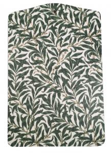 tehuset java skärbräda bladverk grön