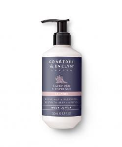 Crabtree & evelyn lavender body lotion