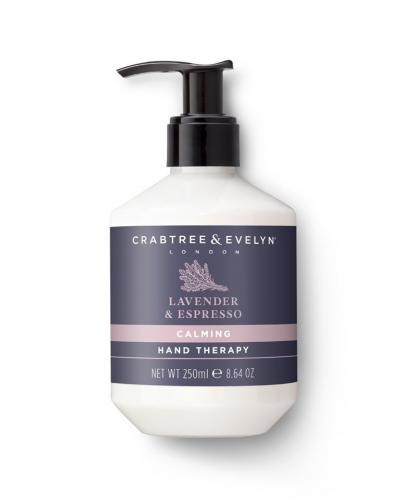 Crabtree & evelyn lavender hand lotion