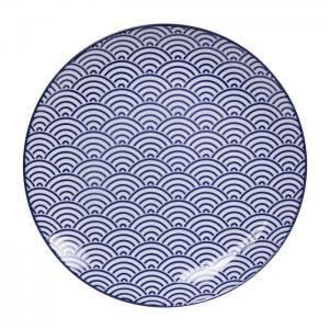 Tokyo Design tallrik waves