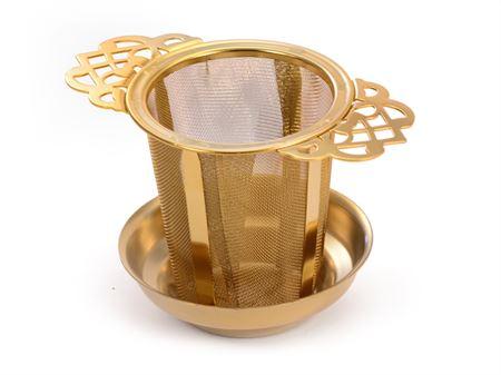 Tesil Medium 5,5cm Guld