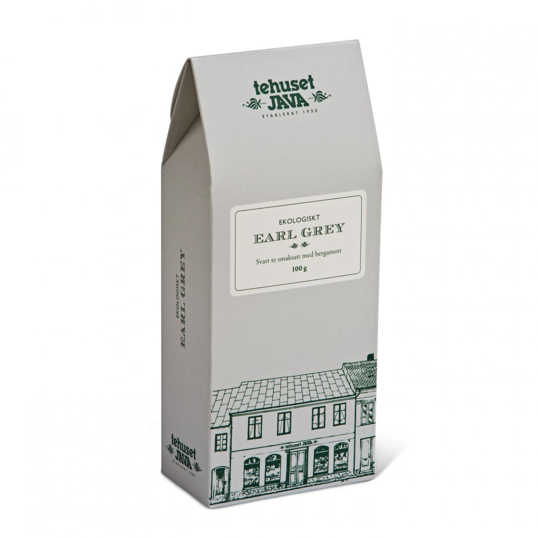Ekologiskt earl grey presentförpackad
