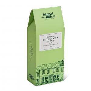 Grönt Moroccan Mint presentförpackad