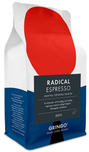 Gringo nordic coffee roasters radical espresso