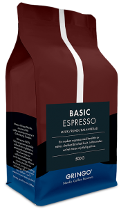 Gringo nordic coffee roasters basic espresso