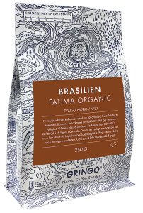 Gringo nordic coffee roasters brasilien fatima organic