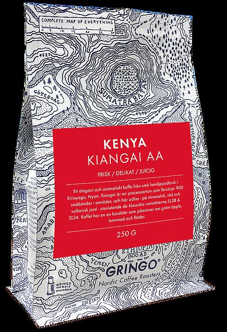 Gringo nordic coffee roasters kenya kianga aa