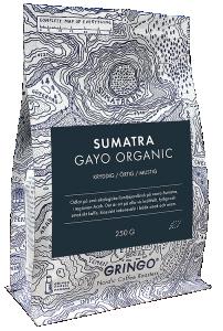 Gringo nordic coffee roasters sumatra gayo organic