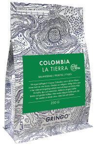 Gringo nordic coffee roasters colombia la tierra