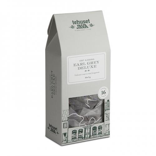Earl Grey Deluxe 16 pack Tepåsar