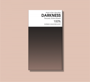 Svenska Kakaobolaget Darkness 100% 50g