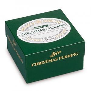 Tiptree Christmas pudding Organic 454g