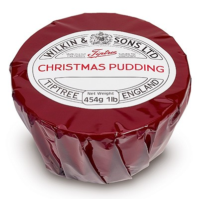 Tiptree Christmas pudding 454g