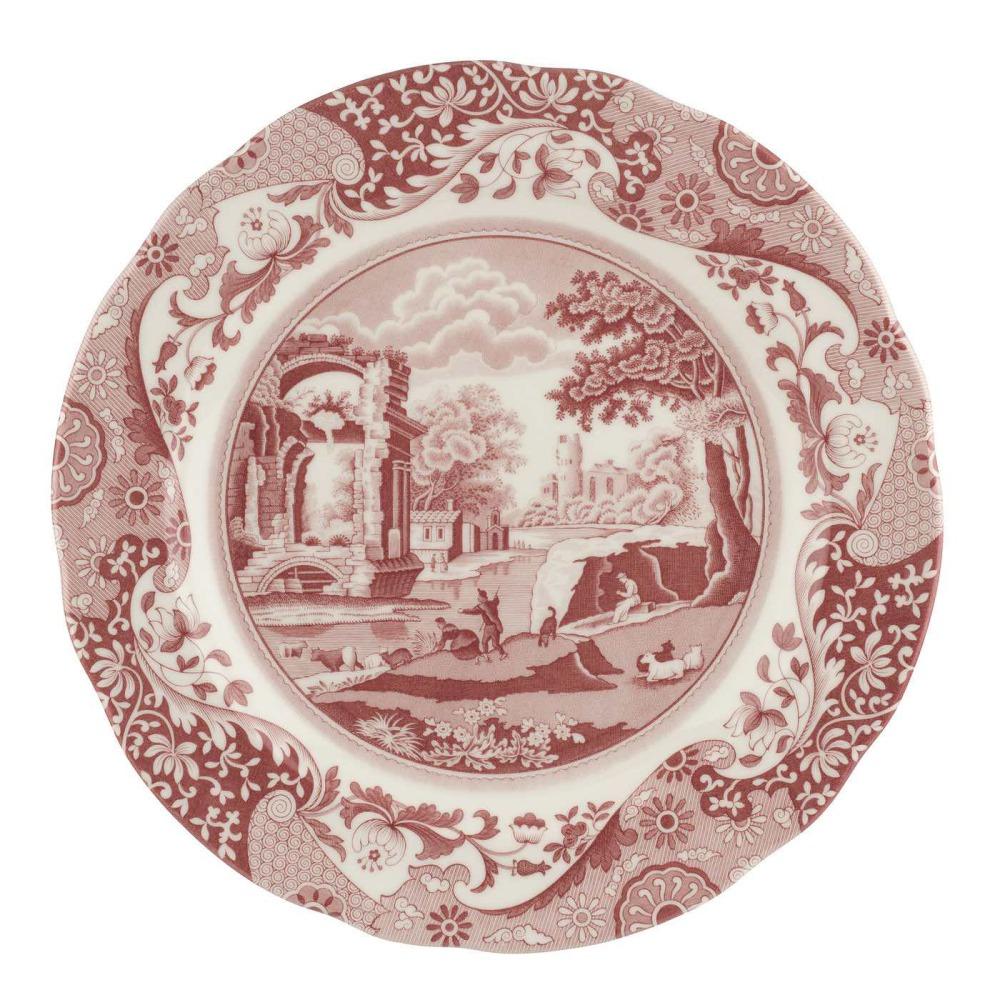 Spode Cranberry Assiette 20 cm