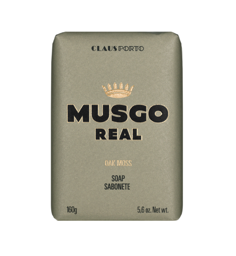Claus Porto Soap 160g Oak Moss