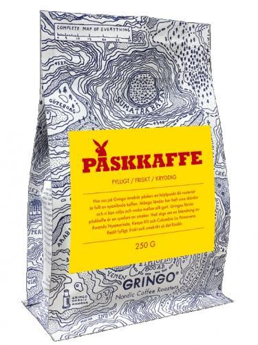 Gringo Påskkaffe 250g Hela Bönor