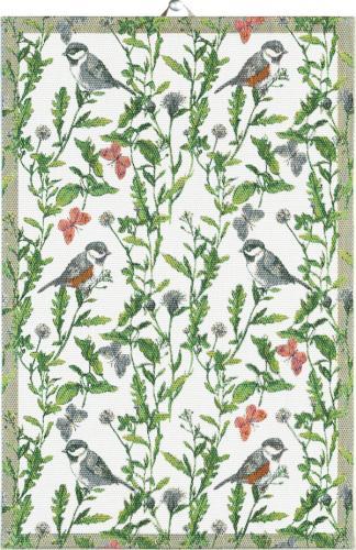 Ekelund Handduk Sommarfåglar 40x60 cm