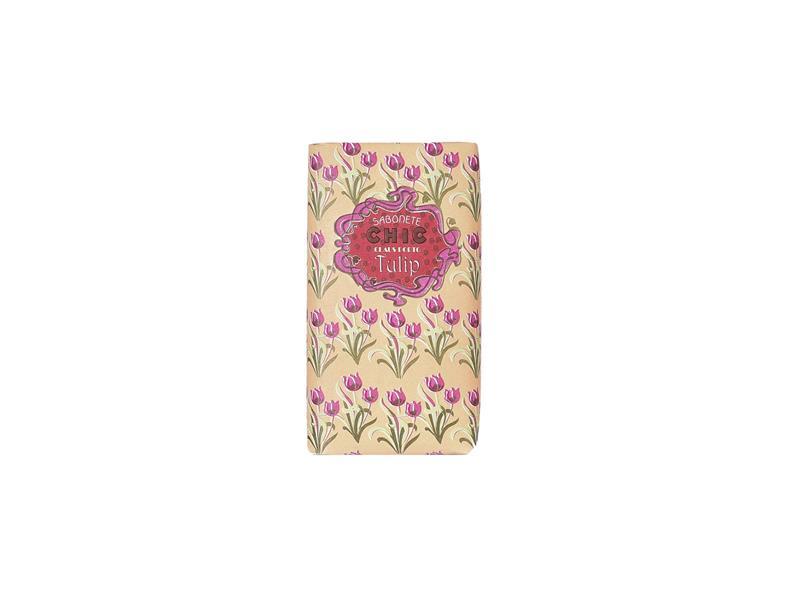 Claus Porto Chic Tulip Mini Soap Bar 50g